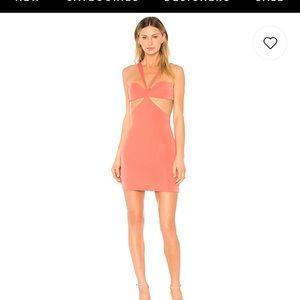 Revolve Sammie dress in coral!!